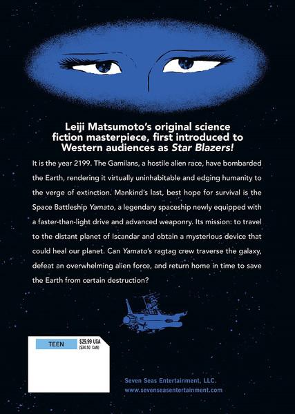 Space Battleship Yamato The Classic Collection Manga (Hardcover)