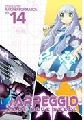 Arpeggio of Blue Steel Manga Volume 14