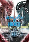 Devilman vs Hades Manga Volume 3
