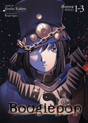 Boogiepop Novel Omnibus Volume 1-3