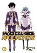Magical Girl Apocalypse Manga Volume 16