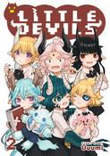 Little Devils Manga Volume 2