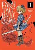 Fairy Tale Battle Royale Manga Volume 1
