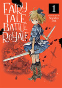 Fairy Tale Battle Royale Manga Volume 1
