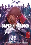 Captain Harlock Dimensional Voyage Manga Volume 6