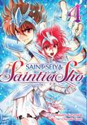 Saint Seiya Saintia Sho Manga Volume 4