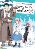 Sorry For My Familiar Manga Volume 3