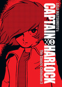 Captain Harlock The Classic Collection Manga Volume 3 (Hardcover)
