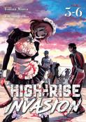 High Rise Invasion Manga Omnibus Volume 3