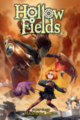 Hollow Fields Manga Volume 3 (Color)