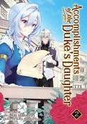 Accomplishments of the Duke's Daughter Manga Volume 2