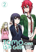 Tomo-chan is a Girl! Manga Volume 2