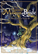 The Ancient Magus' Bride The Golden Yarn Novel