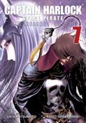 Captain Harlock Dimensional Voyage Manga Volume 7