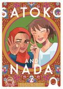 Satoko And Nada Manga Volume 2