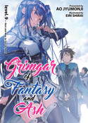Grimgar of Fantasy and Ash Novel Volume 9