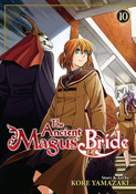 The Ancient Magus' Bride Manga Volume 10