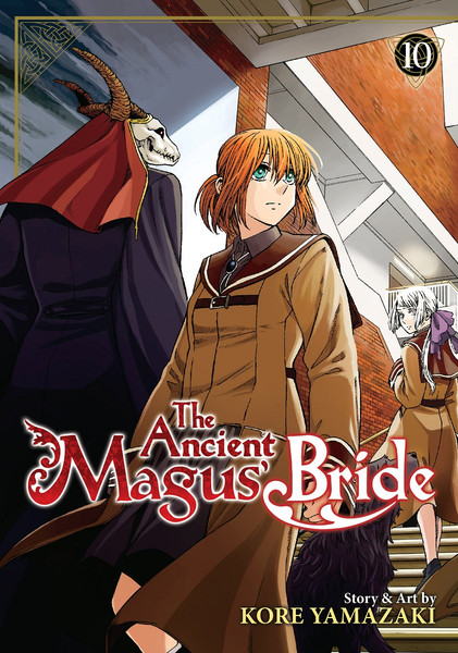 The Ancient Magus' Bride Manga Volume 10