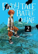 Fairy Tale Battle Royale Manga Volume 2