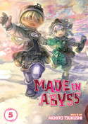 Made in Abyss Manga Volume 5