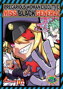 Precarious Woman Executive Miss Black General Manga Volume 3