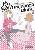 My Solo Exchange Diary Manga Volume 2