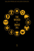 The Wicked + The Divine Book One Graphic Novel (Hardcover)