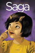 Saga Book Two Graphic Novel (Hardcover)