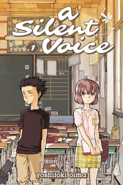 A Silent Voice Manga Volume 1
