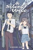 A Silent Voice Manga Volume 3