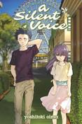 A Silent Voice Manga Volume 4