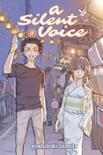 A Silent Voice Manga Volume 5
