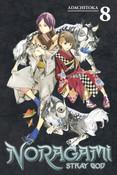 Noragami Stray God Manga Volume 8