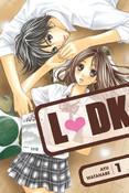 LDK Manga Volume 1