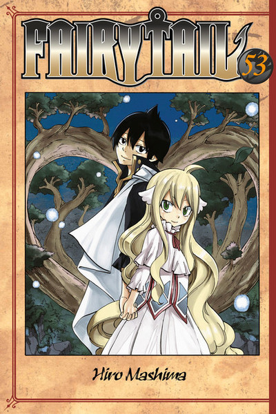 Fairy tail manga volume 53 - Image manga fairy tail ...