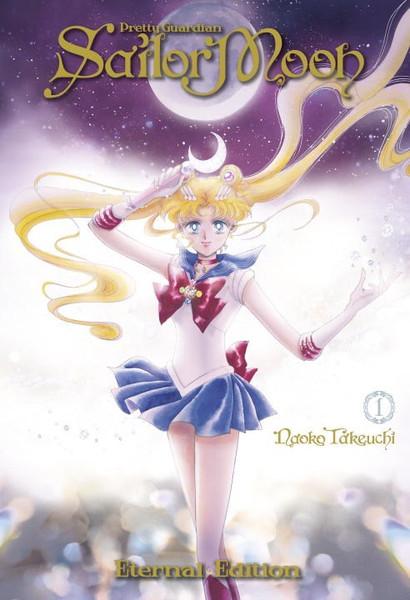 Sailor Moon Eternal Edition Manga Volume 1