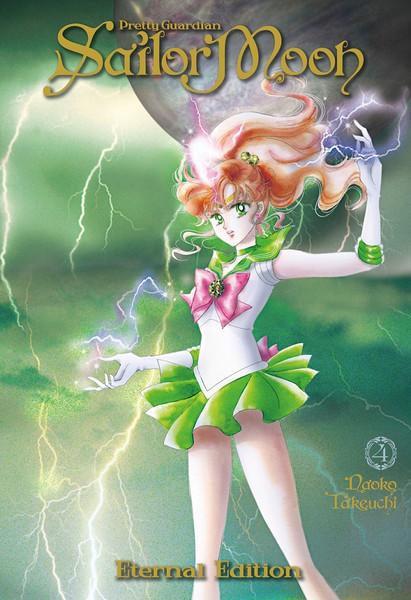 Sailor Moon Eternal Edition Manga Volume 4