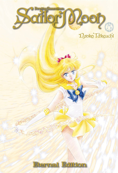 Sailor Moon Eternal Edition Manga Volume 5