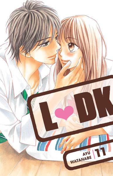 LDK Manga Volume 11