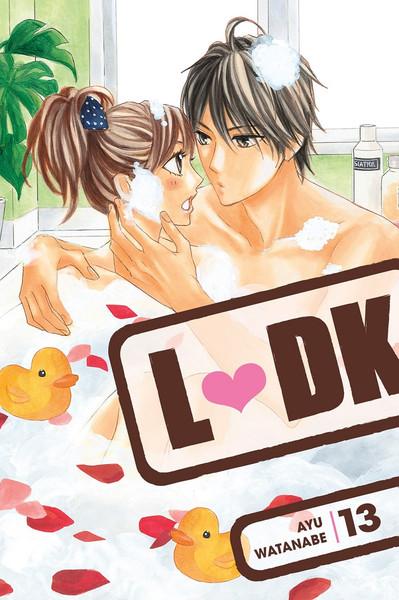 LDK Manga Volume 13