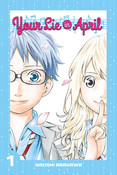 Your Lie In April Manga Volume 1