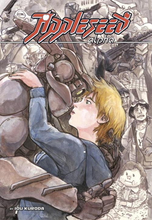 Appleseed Alpha Manga Omnibus (Hardcover) 9781632362018