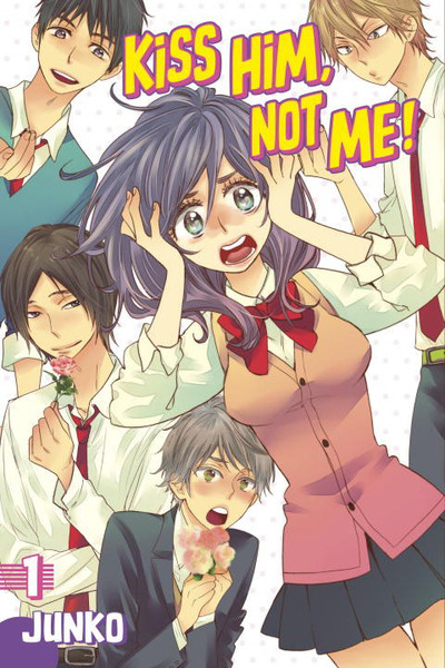 Kiss Him Not Me Manga Volume 1