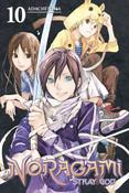 Noragami Stray God Manga Volume 10