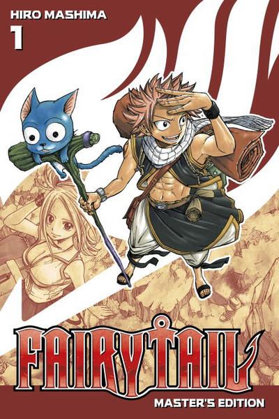 Fairy Tail Master's Edition Manga Volume 1