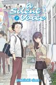A Silent Voice Manga Volume 7