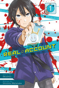 Real Account Manga Volume 1