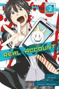 Real Account Manga Volume 3