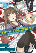 Real Account Manga Volume 4