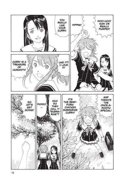Paradise Residence Manga Volume 1
